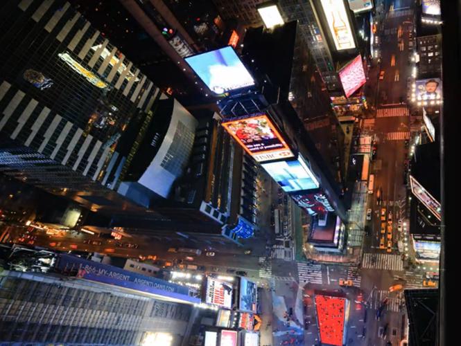 Το Manhattan σε Time Lapse
