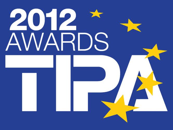 Ανακοινώθηκαν τα TIPA AWARDS για το 2012