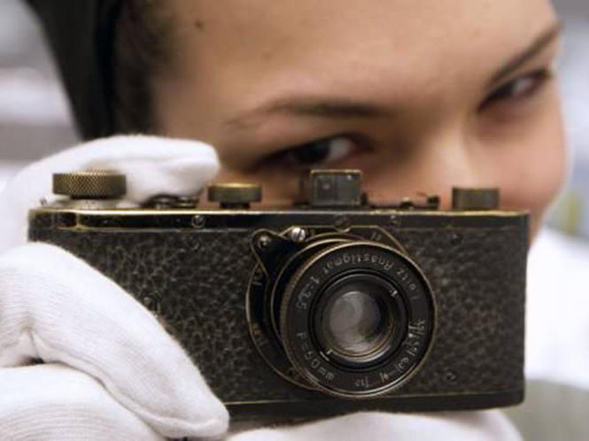 H δημοπρασία για την Leica των 2,7 εκατομμυρίων δολαρίων