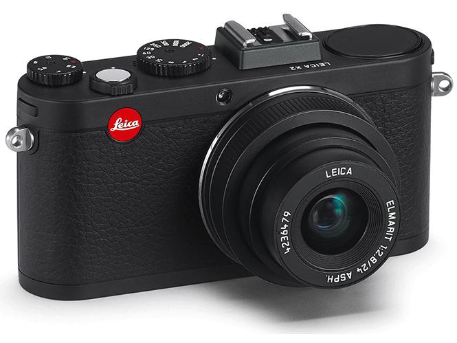 Η Leica αποκαλύπτει την compact Leica X2, με μεγάλο αισθητήρα