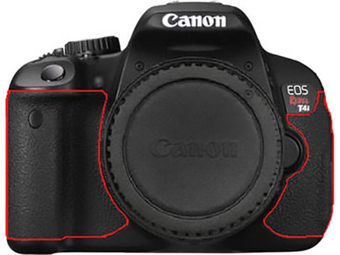 Πρόβλημα αλλεργίας σε μερικές Canon EOS 650D