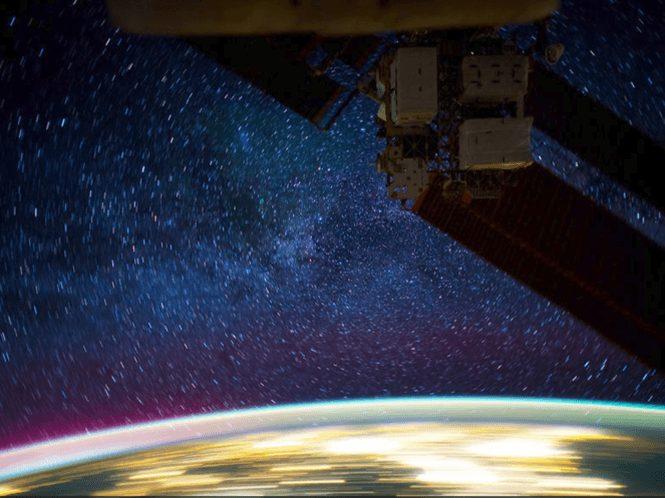 Νέο φοβερό Time Lapse video από το διάστημα