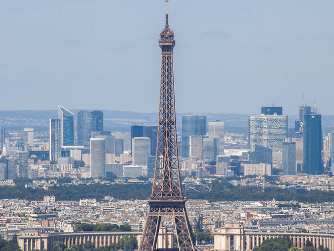 Time Lapse περιήγηση στο Παρίσι