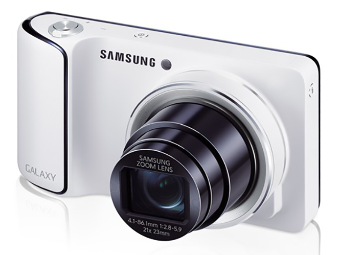 Samsung Galaxy Camera με Android 4.1 OS