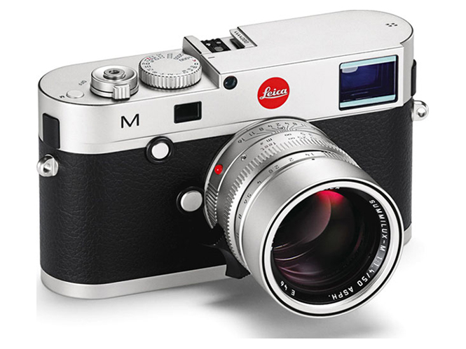 "Leica rangefinder ""M"", Full Frame στα 24 megapixels!"