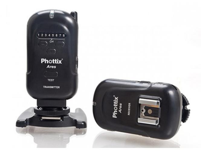 Η Phottix ανακοίνωσε τα Phottix Ares Flash Trigger για πυροδότηση Flash από απόσταση!