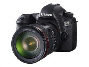 Canon EOS 6 D