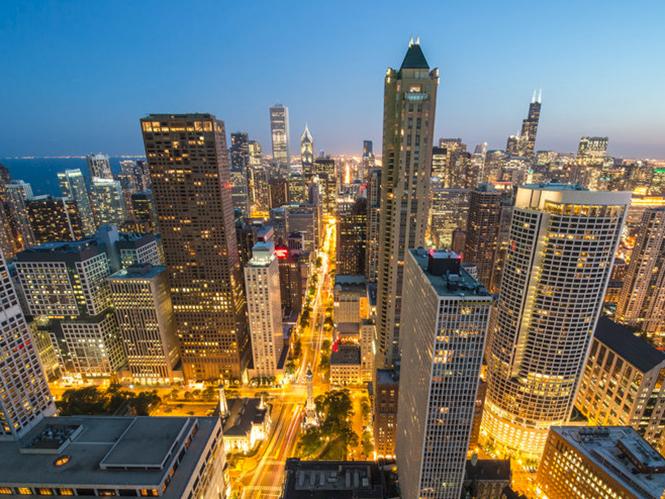 Το Σικάγο σε εκπληκτικό time-lapse video