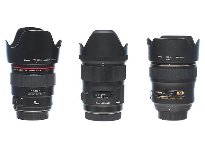 Ο Sigma 35mm, f/1.4 DG HSM καλύτερος από τον αντίστοιχο Canon και Nikon;