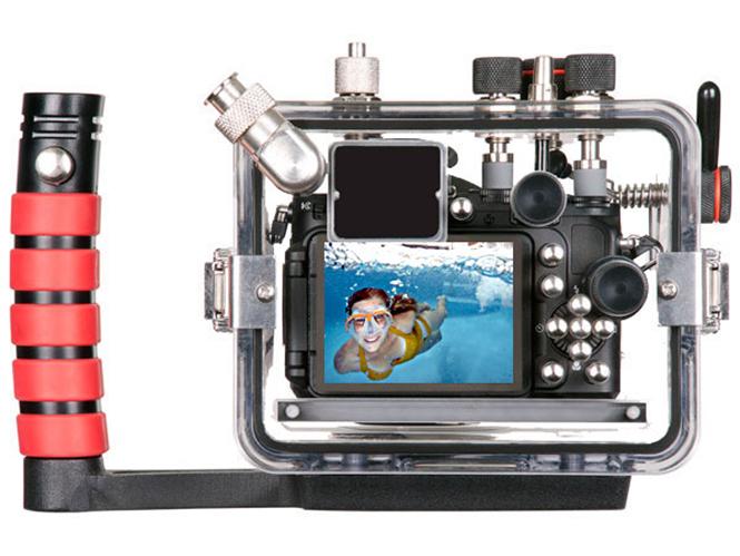Υποβρύχια θήκη για την Nikon Coolpix P7700 από την Ikelite