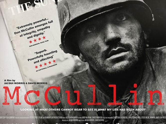 McCullin, ντοκιμαντέρ για τον εκπληκτικό φωτογράφο-πολεμικό ανταποκριτή