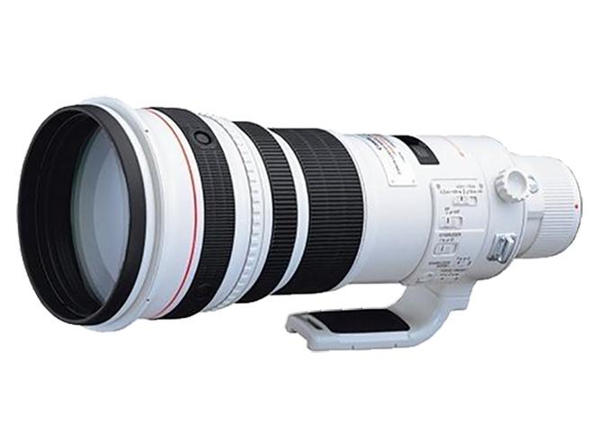 Πως φτιάχνεται ένας Canon 500mm f/4L;