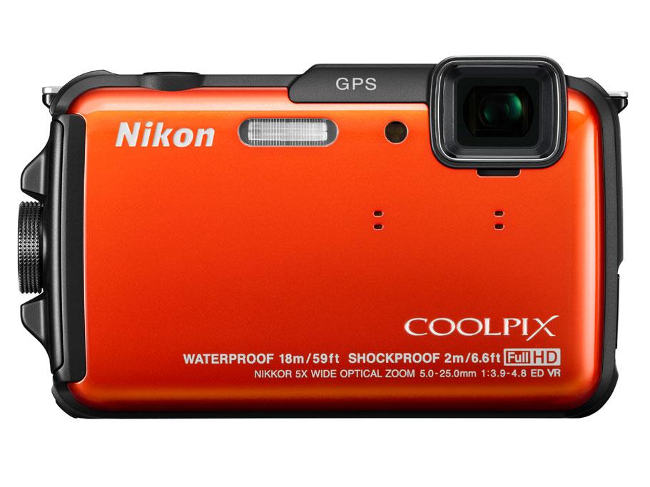 Αναβάθμιση Firmware για την Nikon Coolpix AW110
