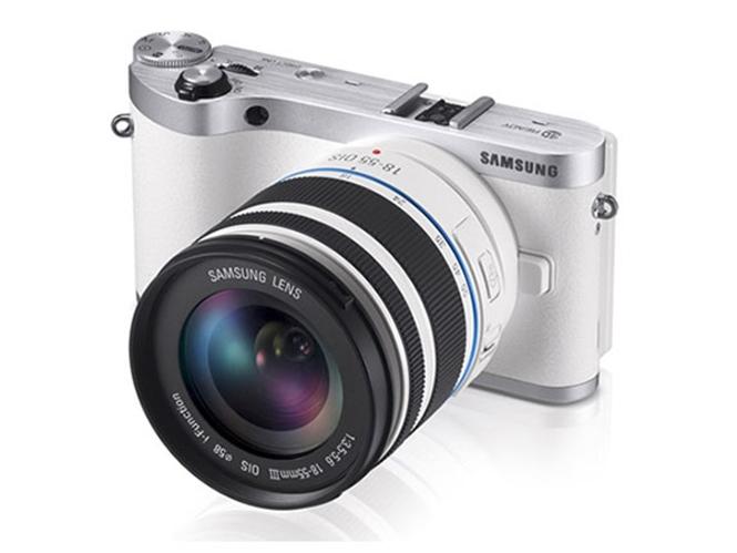 Η Samsung παρουσιάζει την Samsung NX300, 3D φωτογραφική μηχανή