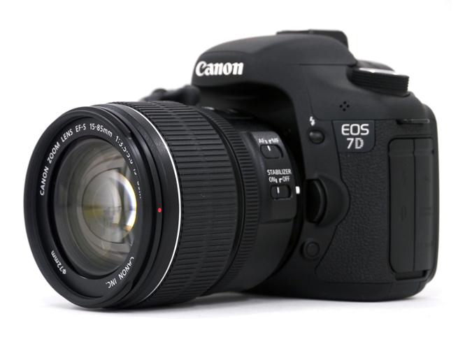 Έρχεται η Canon EOS 7D II;