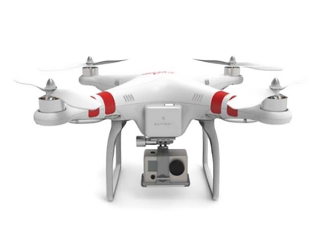 Βάλτε ένα Phantom στην GoPro σας