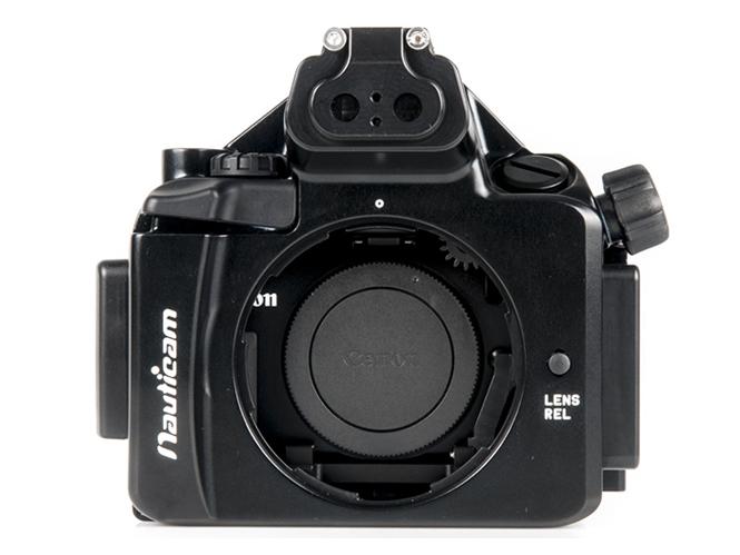 Nauticam υποβρύχιο housing για την Canon EOS M