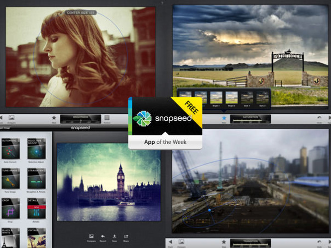 H Google σκοτώνει το Snapseed για desktop Η/Υ