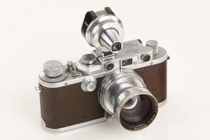 Alfred Eisenstaedt Leica 1