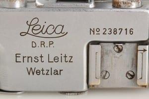Alfred Eisenstaedt Leica 4