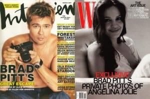 Brad Pitt photographer 5