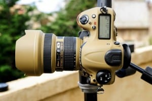 Nikon Gear Custom paint 7