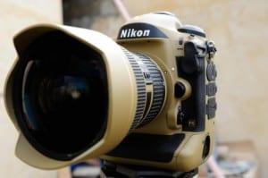 Nikon Gear Custom paint 6
