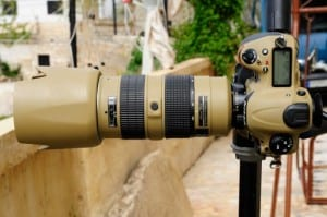 Nikon Gear Custom paint 5