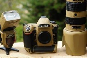 Nikon Gear Custom paint 4