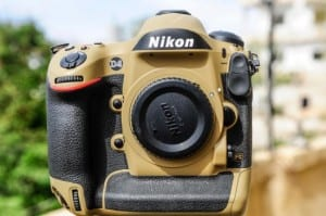 Nikon Gear Custom paint 3