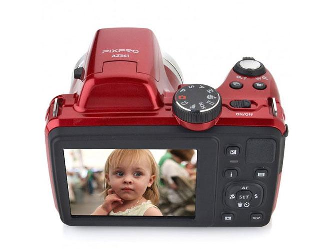 Kodak PixPro Astro Zoom AZ361