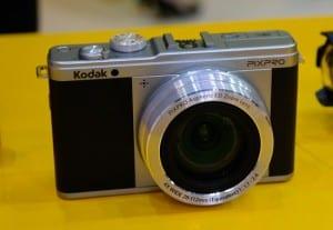 Kodak Pixpro mirrorless