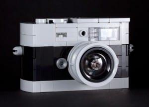Leica M8 Lego