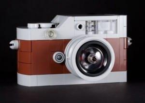 Leica M9 P Hermes Lego