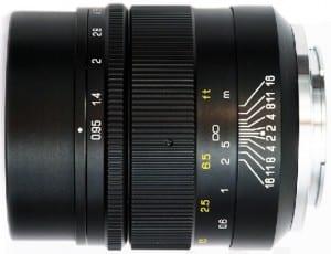 Mitakon 35mm f/0.95 2