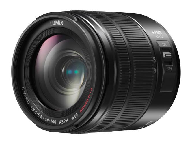 Νέος Panasonic Lumix G Vario 14-140mm F3.5-5.6 ASPH Power OIS