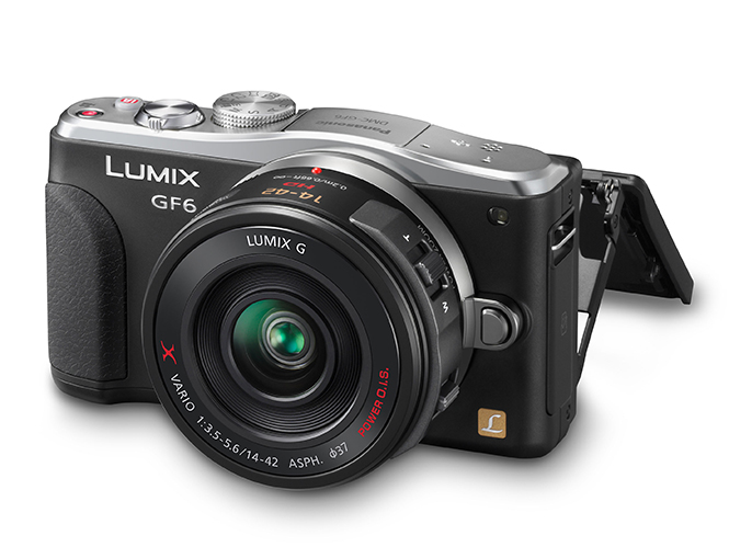 Νέα Panasonic Lumix DMC-GF6 με Wi-Fi και NFC