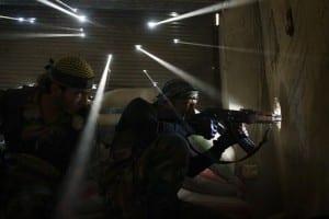 Javier Manzano - October 12, 2012. Aleppo, Syria.