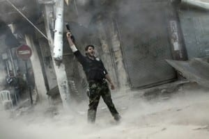 Narcisco Contreras, Associated Press - November 4, 2012. Aleppo, Syria.