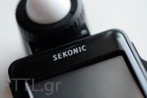 Sekonic Litemaster Pro L-478DR-001