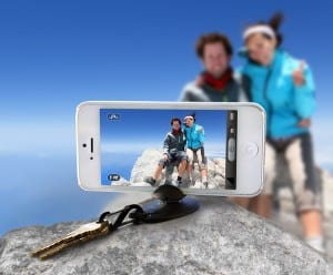 Tiltpod iPhone 5