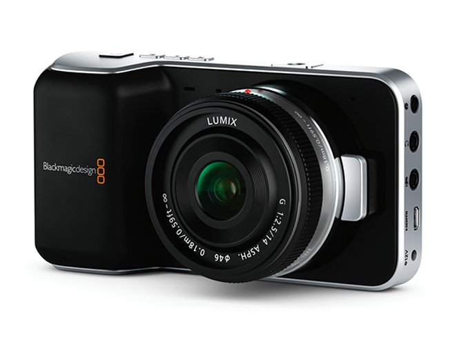 Pocket Cinema Camera από τη Blackmagic Design με raw 1080 λήψη