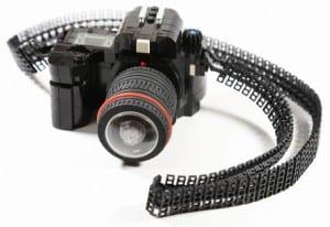 LEGO Canon DSLR