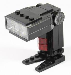 LEGO Canon Flash