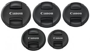 Canon new caps