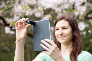 Ipad telephoto lens 1