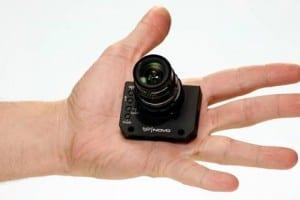 novo small camera c-mount