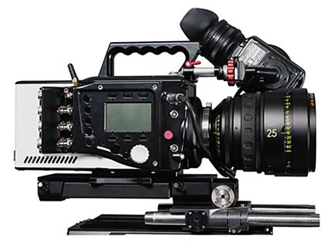 H Phantom Flex4K Digital Camera Cinema καταγράφει video με 1000 fps