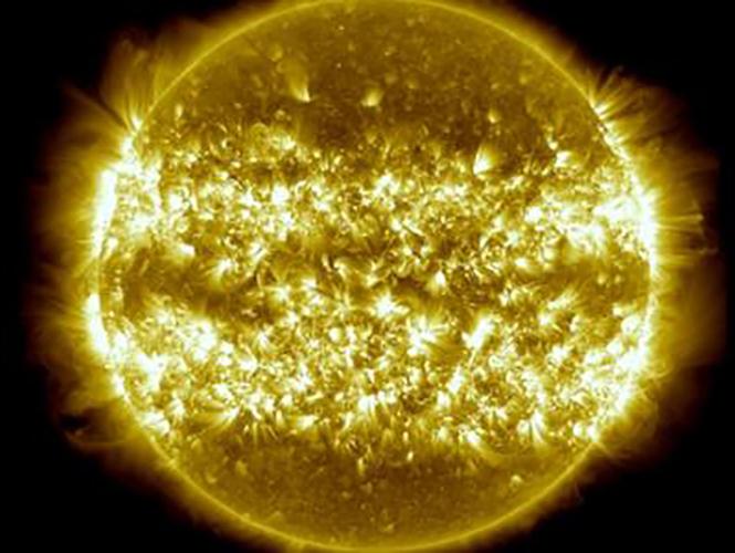 Δείτε time lapse video που παρουσιάζει τρία χρόνια του ήλιου σε τρία λεπτά