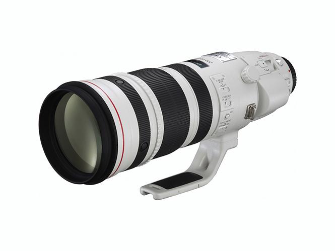 Ανακοινώθηκε επίσημα ο Canon EF 200-400mm f/4L IS USM Extender 1.4x